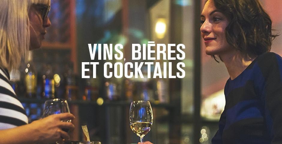 Vins et cocktails Le Cercle